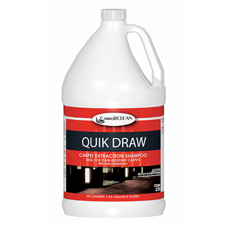 QUICK DRAW EXTRACTION CLEANER 4-1 GAL/CASE