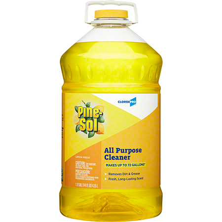 CLO 35419CT COMMERCIAL PINE SOL (LEMON) 3/144- OZ ^