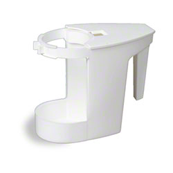 780 BOWL CLEANER & MOP CADDY WHITE (4 WK LEAD)