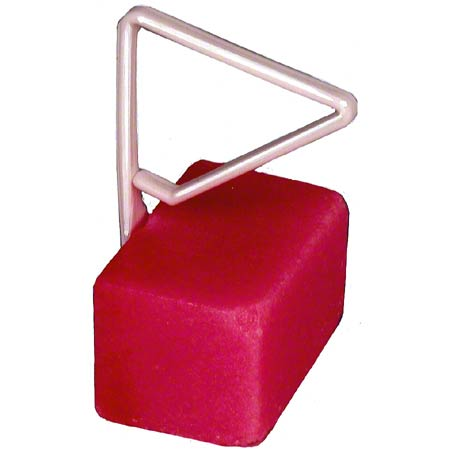 BOWL BLOCK WITH HANGER CHERRY 3OZ  12/BX