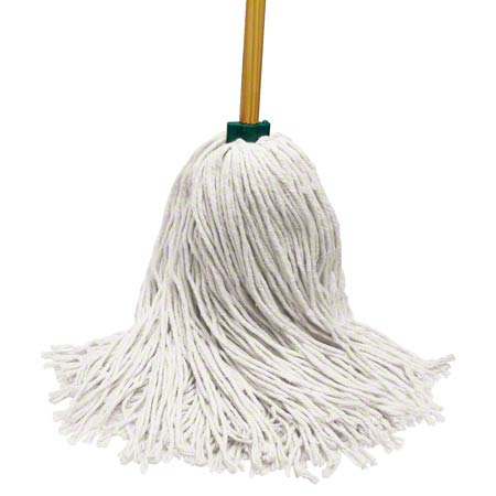 AWM7932 4-PLY WEAREVER 32OZ COTTON DECK MOP (STICK/MOP)