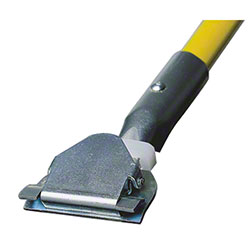 HQC160 QUIK-CHANGE CLIP ON DUST MOP HANDLE W/SWIVEL