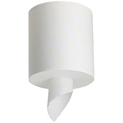 GPC 28124 SOFTPULL CENTER PULL TOWEL, WHITE 1-PLY 6/CS
