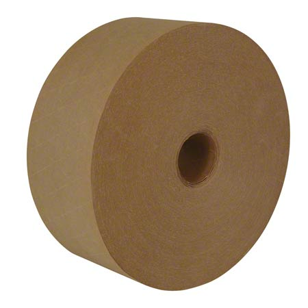 "(HOLK70450) 3""X450' KRAFT REINFORCED TAPE 10RL/CS"