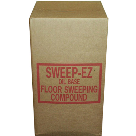 6041002 SWEEP-EZ 50# RED OIL BASED FLOOR SWEEP EACH  24/PLT