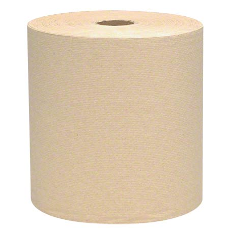 04142 K.C. SCOTT NAT. ROLL TOWEL 8 X 800' 12RLS/CS