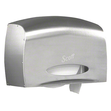 09601 CORLESS JRT TISSUE DISPENSER - STAINLESS