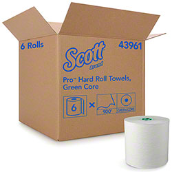 "Scott® Pro Hard Roll Towel - 7.5"" x 900', Mocha"
