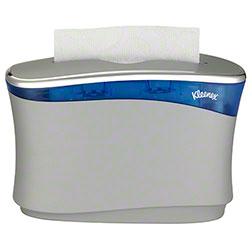 Kleenex® Reveal™ Countertop Dispenser - Soft Grey
