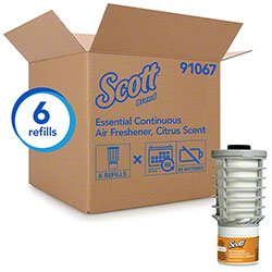 Scott® Essential Continuous Air Freshener - Citrus