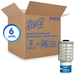 Scott® Essential Continuous Air Freshener - Ocean