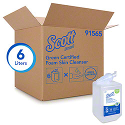 Scott® Essential Green Certified Foam Hand Soap - 1 L