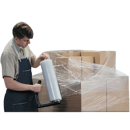 "051600 HI-LITE HAND STRETCH FILM DISP FOR 12"", 15"", 18"""