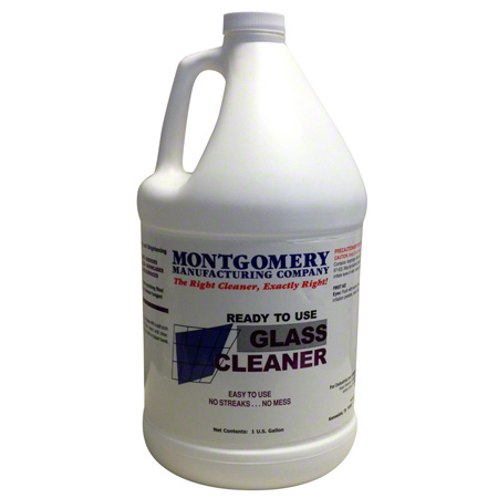 A5828 RTU GLASS CLEANER 4 GAL/ CS