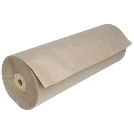 "24""/40# BROWN KRAFT WRAP ROLL 822'"