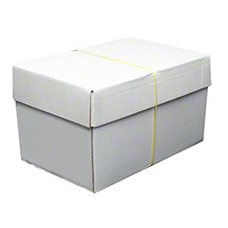 C75-5100995 COPY PAPER 8-1/2X11 20# WHITE 5M/CS
