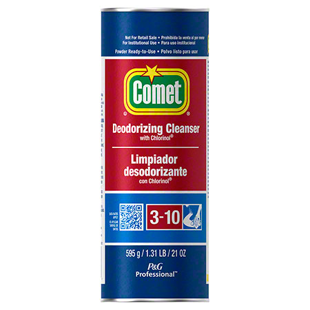 PGC 32987 COMET CLEANSER 21 OZ CAN (16902987)
