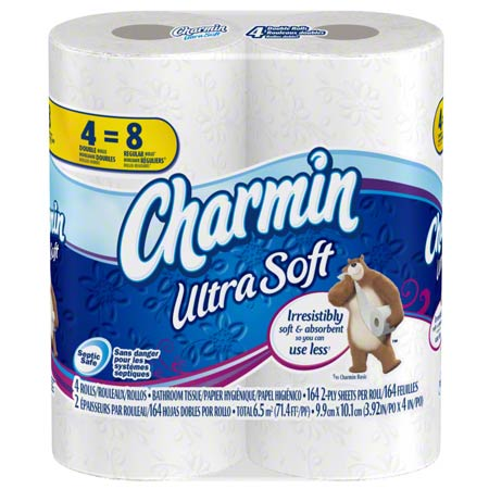 PGC 13258 CHARMIN ULTRA SOFT 2PLY TOILET TISSUE