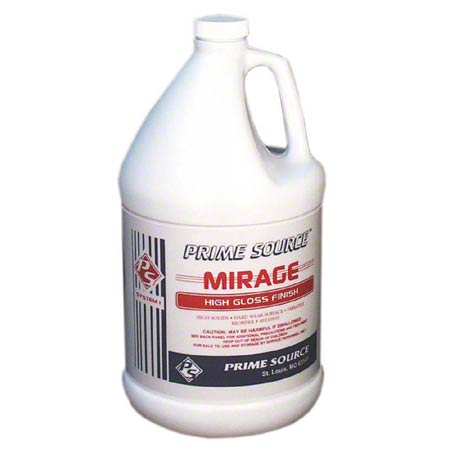 MIRAGE HIGH GLOSS FLOOR FINISH 4-1 GAL/CASE