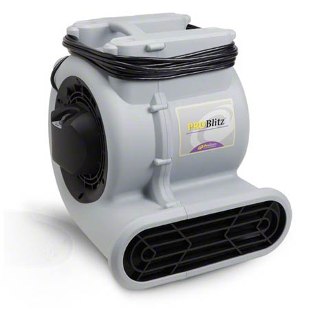 107596 PRO BLITZ XP AIR MOVER (DRYER) WITH WHEELS &