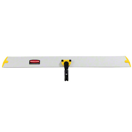 "RCP Q580 YEL 36""X3.5"" QUICK CONNECT DUSTING FRAME"