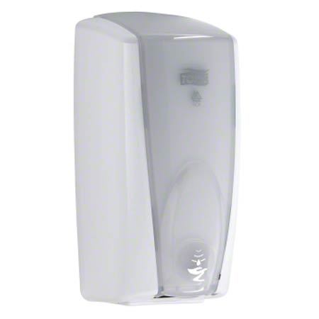 572020A TORK AUTO FOAM SOAP 1100ML DISPENSER WHITE