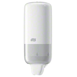 570020A TORK ELEVATION 1-LITER WHITE SOAP DISPENSER