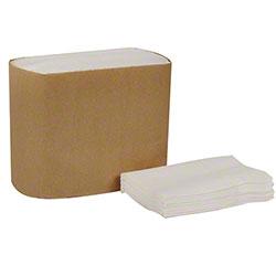 Tork® Universal Quality Lowfold Dispenser Napkin - White