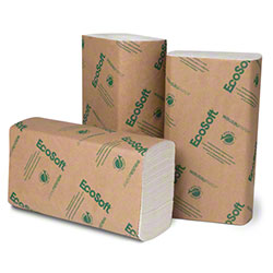 WausauPaper® EcoSoft™ Green Seal™ Multifold Towels
