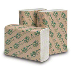 WausauPaper® EcoSoft™ Multifold Towel - White
