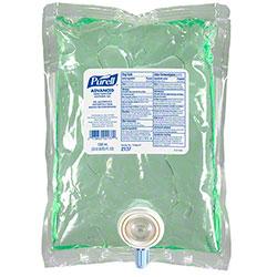 GOJO® Purell® Advanced w/Aloe Instant Hand Sanitizer