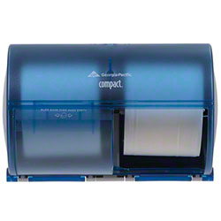 GP Pro™ Compact® ll Double Roll Tissue Dispenser
