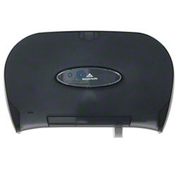 "GP Pro™ Two Roll 6"" Covered Tissue Dispenser"