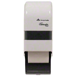 GP Cormatic® Designer Series Vertical 2-Roll Dispenser -WH