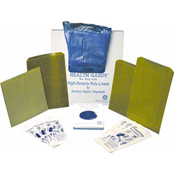 HOSPECO® Health Gards® Courtesy Disposal Bag