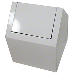 Impact® Metal Floor Sanitary Napkin Receptacle