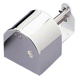 Impact® Chrome Double Roll Dispenser