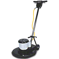 "Minuteman® Front Runner Floor Machine - 17"", Single Speed"