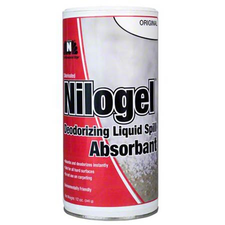 Nilodor® Nilogel™ - 8 oz., Chlorinated