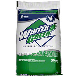 Ossian Wintergreen® Pellet Ice Melter - 40# Bag