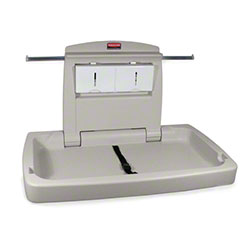Rubbermaid® Horizontal Baby Changing Station