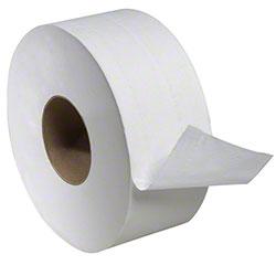 "Tork® Advanced 2-Ply Jumbo Roll Bath Tissue - 3.6"" x 1000'"