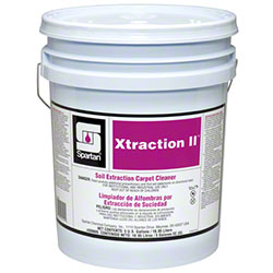 Spartan Xtraction II® Carpet Cleaner - 5 Gal.