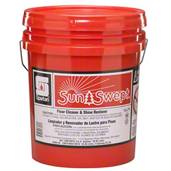 Spartan SunSwept Floor Cleaner & Shine Restorer - 5 Gal.