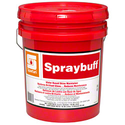 Spartan Spraybuff Floor Care - 5 Gal.