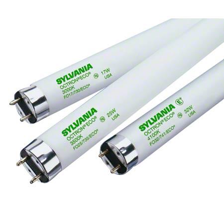 Sylvania T8 Octron® 700 Fluorescent Lamp - FO17/735/ECO