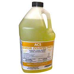 ACS Lemon Disinfectant - Gal.
