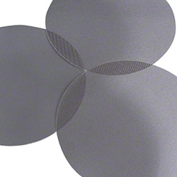 Americo 100 Grit Sand Screen Disk - 16""
