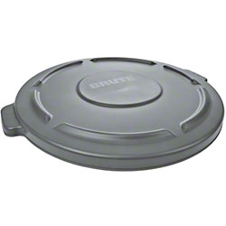 Rubbermaid® Lid For 2632, 2634 BRUTE® Round Cont. - Gray