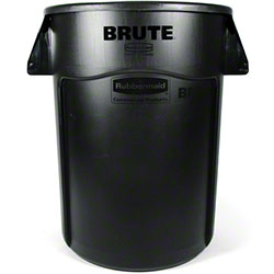 Rubbermaid® BRUTE® 44 Gal. Utility Container - Black